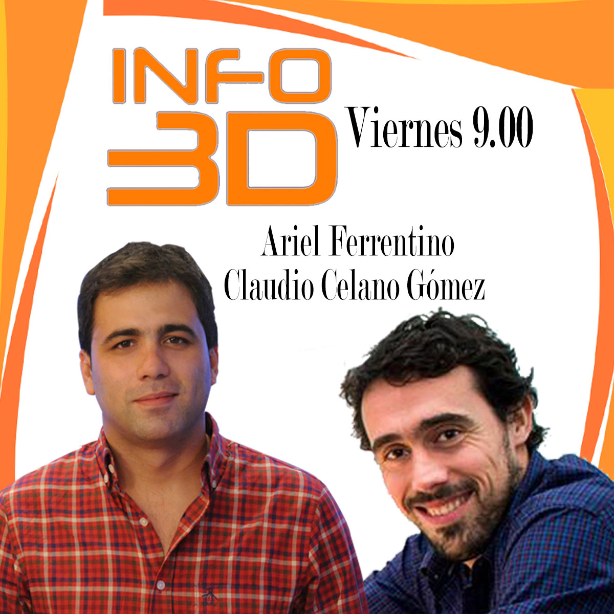 #Podcast Info 3D | 13.07