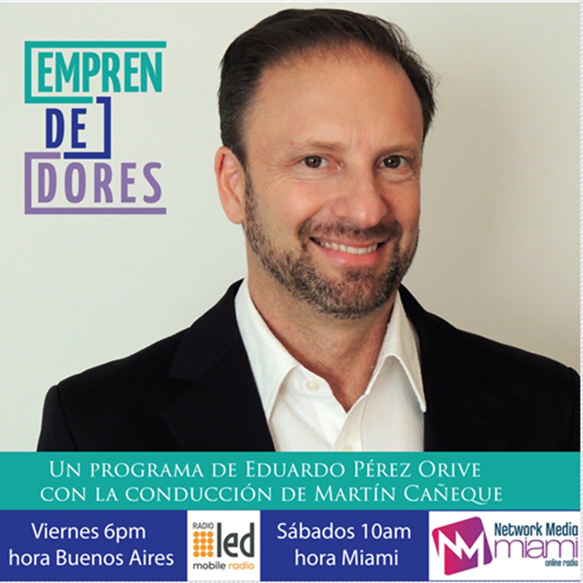 #Podcast Emprendedores | 13.07